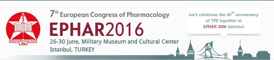 7th  European Congress of Pharmacology