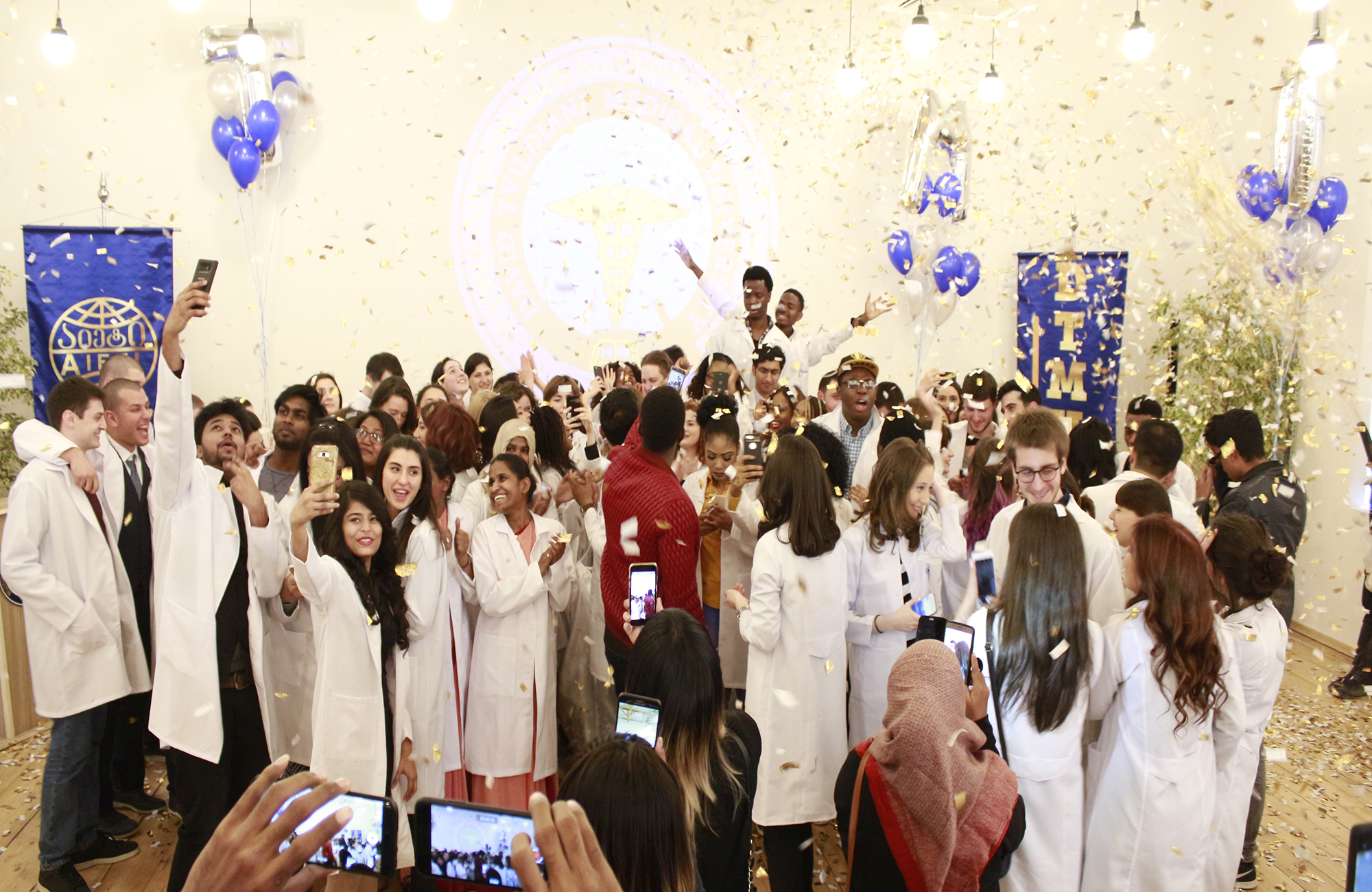 White Coat Ceremony 2018