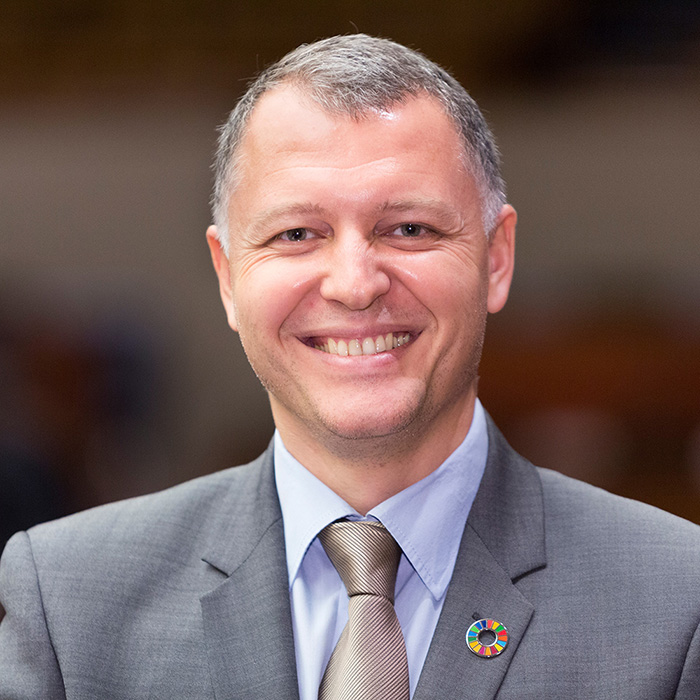 GAVI, the Vaccine Alliance Elects DTMU Professor G. Pkhakadze as a Member of the Independent Assessment Committee