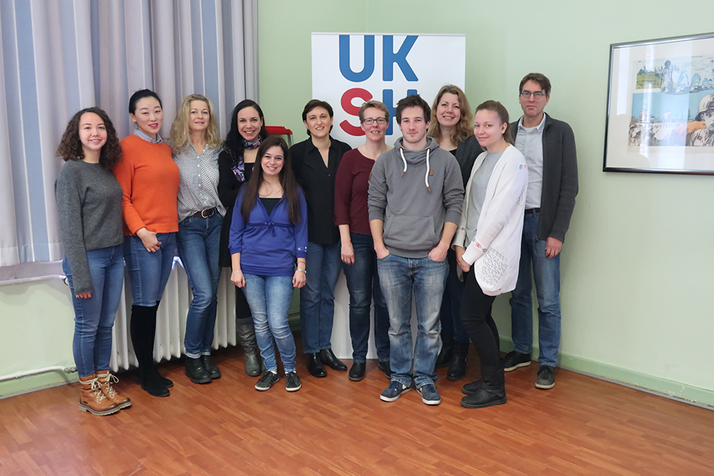 DTMU Associate Prof. scientific visit in German University