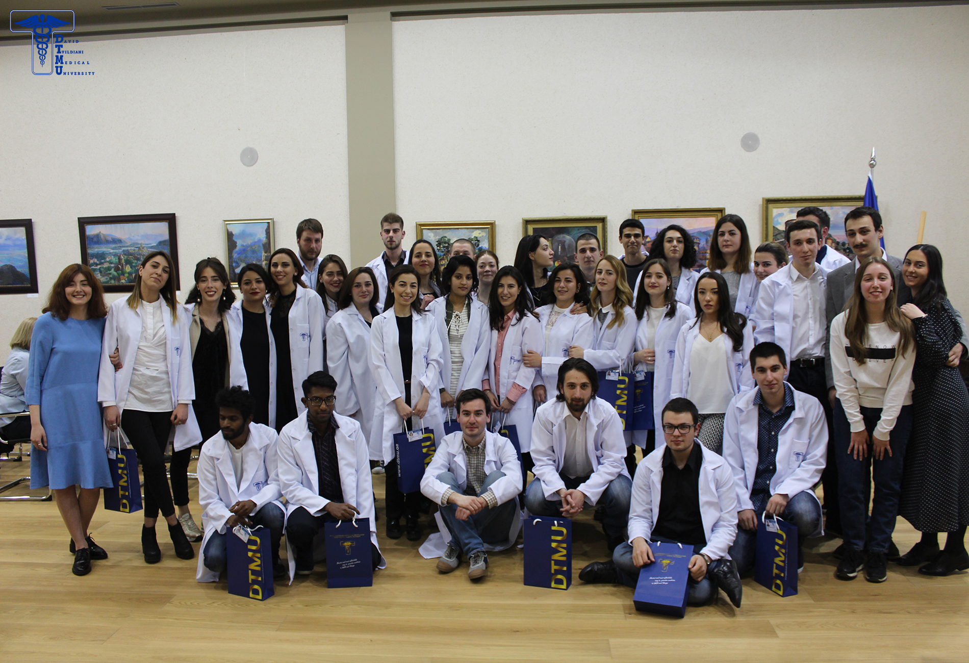 White Coat Ceremony 2017, Spring
