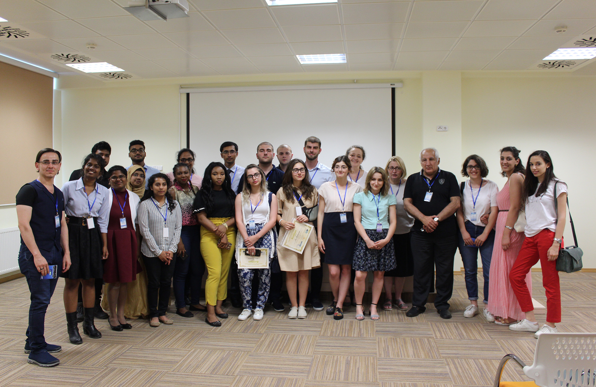 Students' and Young Scientists' Scientific Association's International Conference